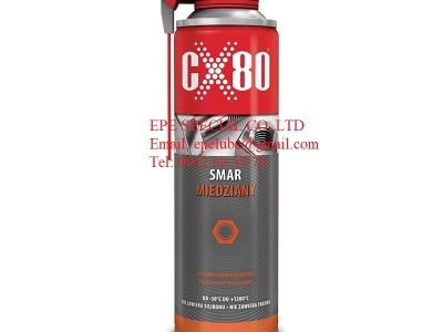 Smar Miedziany Spray - Bình xịt bôi trơn khô 1200 độ C