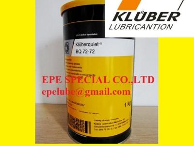 Kluberqiet BQ 72-72 (Mỡ tiếng ồn thấp)