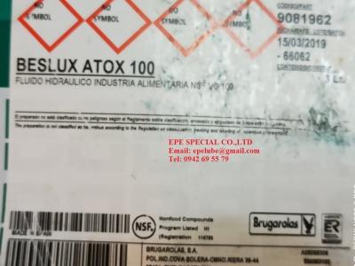 BESLUX ATOX 100 (Dầu thủy lực an toàn thực phẩm)