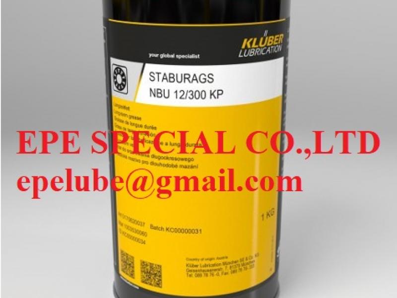 Kluber Staburags NBU 12/300 KP - Mỡ Kluber chính hãng