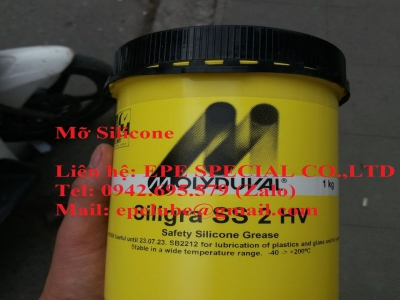 SILIGRA SS 2 HV (MỠ SILICONE MOLYDUVAL)