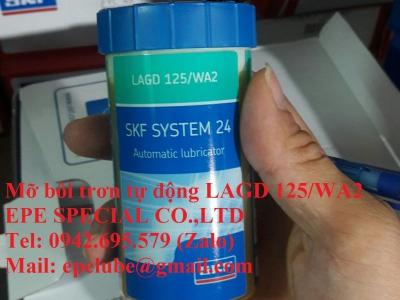 LAGD 125/WA2 (MỠ TỰ ĐỘNG SKF)