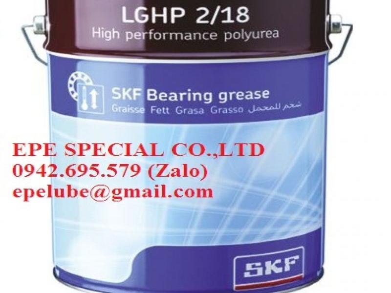 LGHP 2 (LGHP 2/1, LGHP 2/5, LGHP 2/18) - Mỡ chịu nhiệt SKF