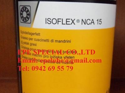 ISOFLEX NCA 15  - Mỡ trục chính Kluber